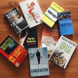 livros martha